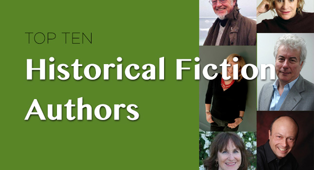 The Top 10 Historical Fiction Authors Washington Independent