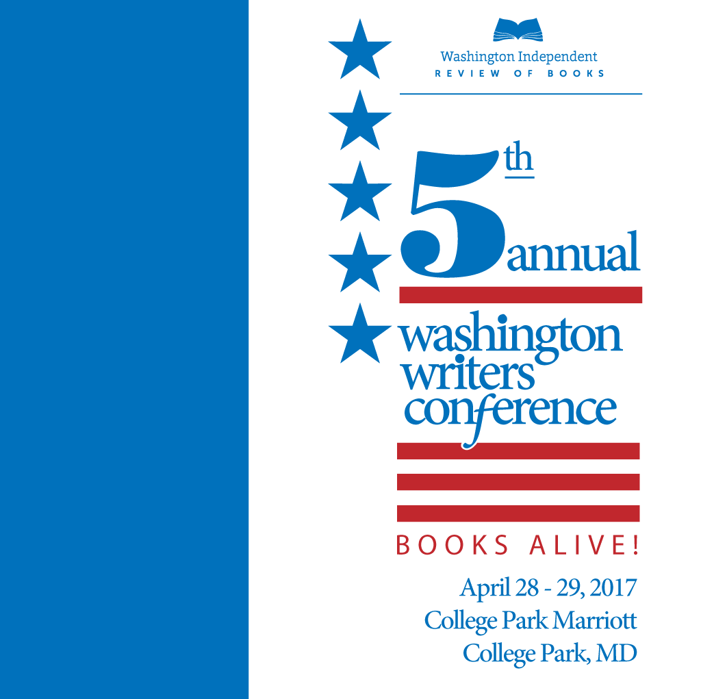 Washington Writers Conference logo